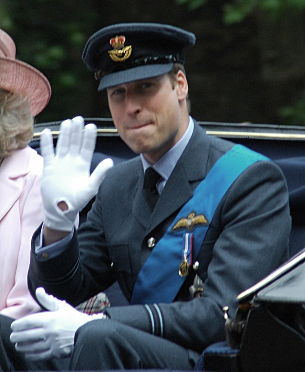 Aisha Prince William Fears He Will Not Live To See His