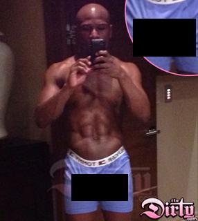 Floyd mayweather nude pics